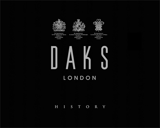 DAKS HISTORY